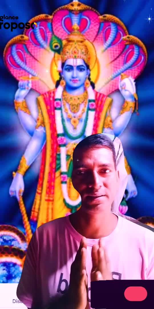 श्री मन्  नारायण - नारायण हरि - हरि 🙏🙏#foryoupage #foryou #bhakti #bhaktichannel #bhaktivideo #glancexroposo #roposoindia #risingstaronroposo #shrimannarayana 🙏🙏🙏🙏🌹🌹