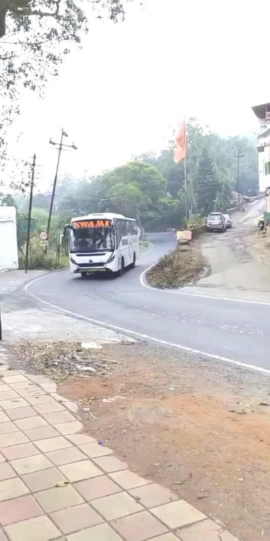 #ropo #roposostar #roposo-beats #roposostars #bus #buslover #busdriver #busfans #buslove #busfans #driverlife #tamilsong #tamilwhatsappstatus #tamilnadu #hillstation #hillsong #turning #uturn #turn-on-the-sound #sports_tv #wow-nice-view #wow