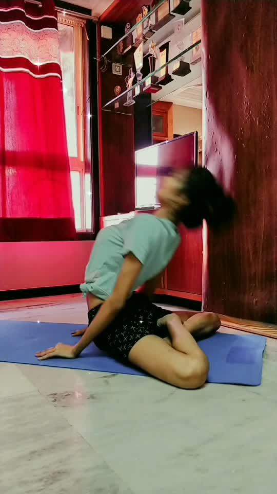 #yogaeveryday #challenge #desibeat