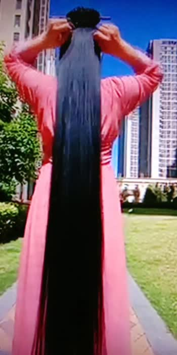 #longhair #hair-style #hairgrowth #longhairlove #longhairstyles