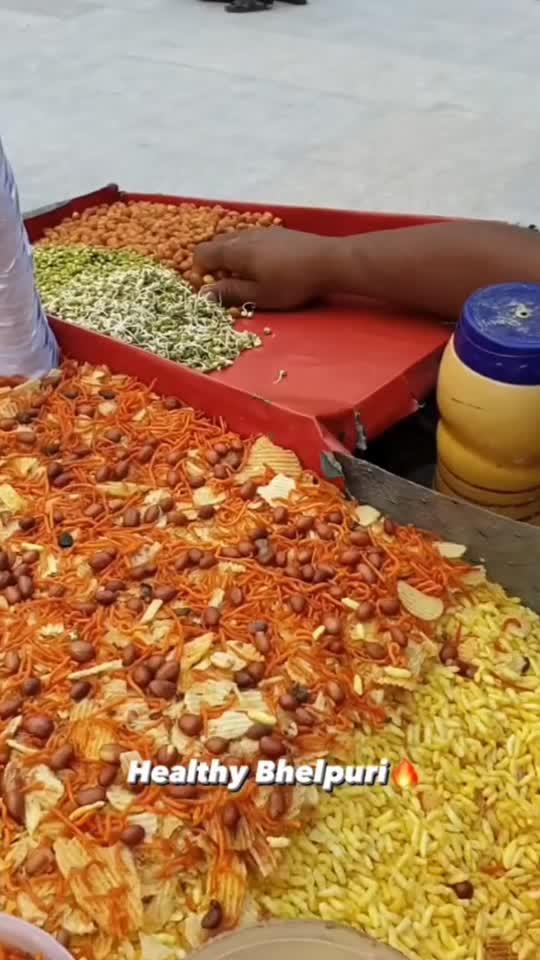 Bhalpuri || Delhi Street food #streetfood#food#foodporn#roposo#shorts #viral#tending