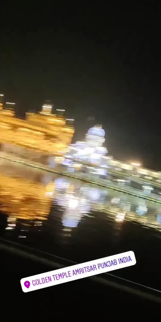 #amritsar #goldentemple #wnk_ji #waheguru #gurugobindsinghji