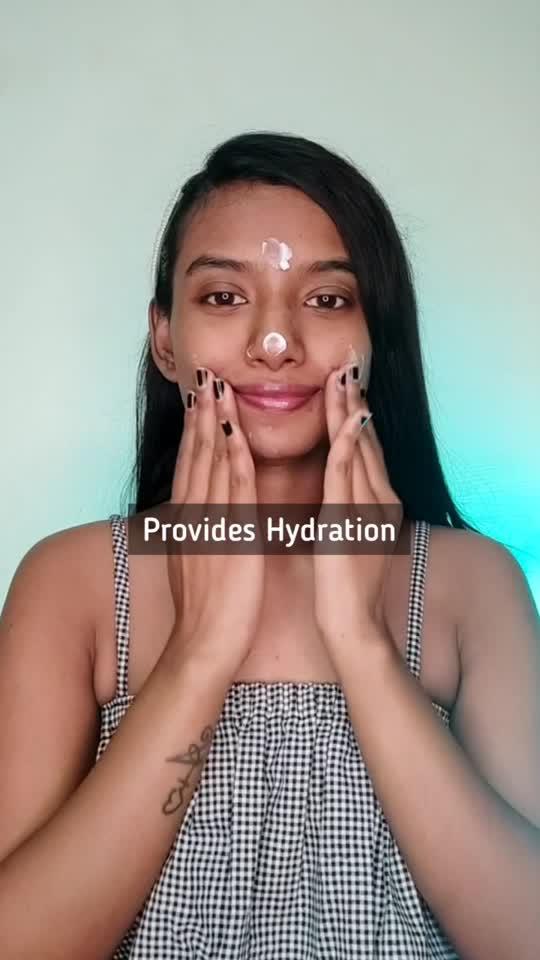 Mamaearth Oil-Free Moisturiser #oilyskin #moisturiser #skincare