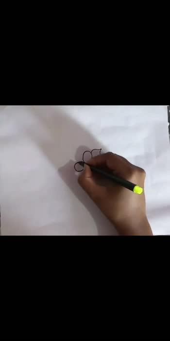 #viralvideos #trendingonroposo #roposo-beats #roposostar #roposo #drawing #diy #art #artist #draw #easydrawingforkids #easydrawings #beautifuldraw