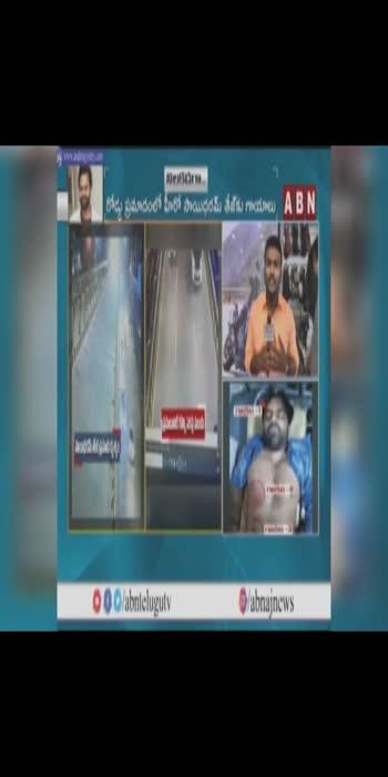 Sai Dharam Tej Bike 'Triumph' Showroom Owner Face To Face    Accident Main Reasons   ABN Telugu