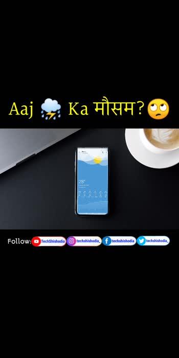 #facebookreels #weather #accuweather #hot #cold #summer #winter #monsoon #rainy #temprature #reelitfeelit #viralindonesia #trendignow #roposostar