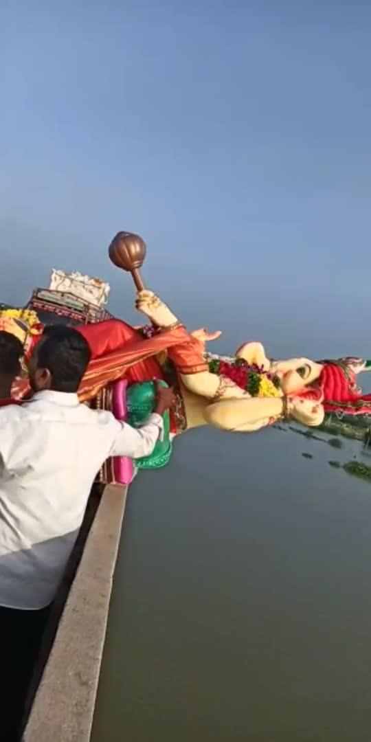 #bhakti-tv #ganpatibappamorya  #captured  #roposostar  #latest  #ganeshchaturthi  #ganeshvisarjan