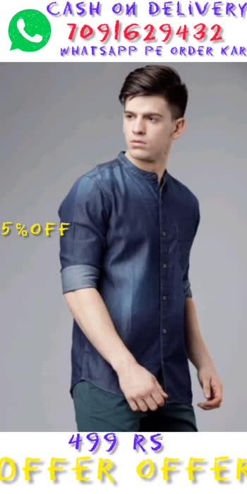 cash on delivery #shirts #shirtstyle #shirtsformen #shirtstyling #foryou #foryoupage #trending
