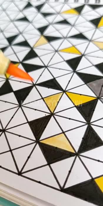tile pattern !!  #trending #pattern