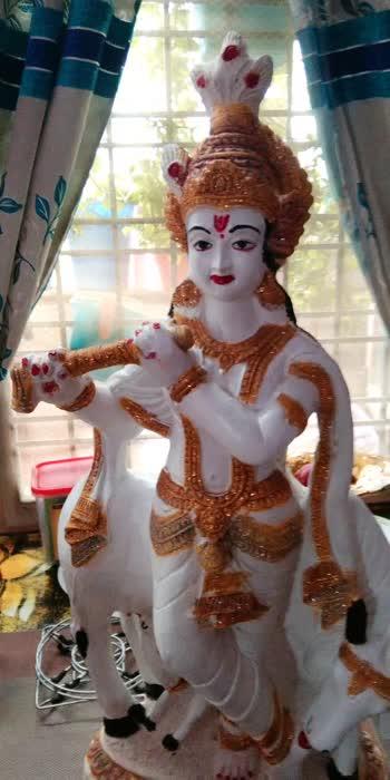 happy krishnashtami#krishnashtami #goinglive#govinda