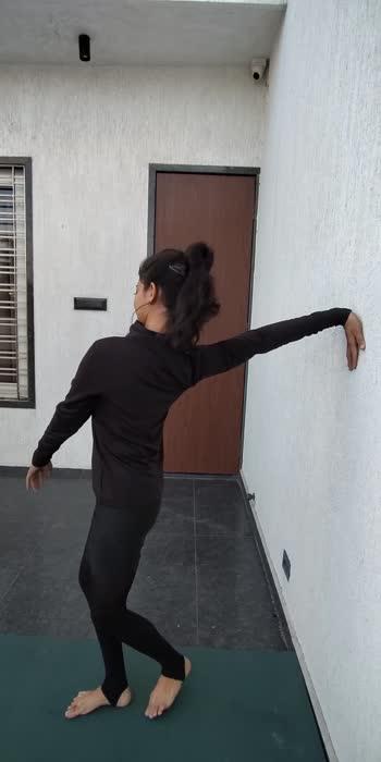 #paramsundari #yogabysrushti #yoga #shouldermobility #shoulder