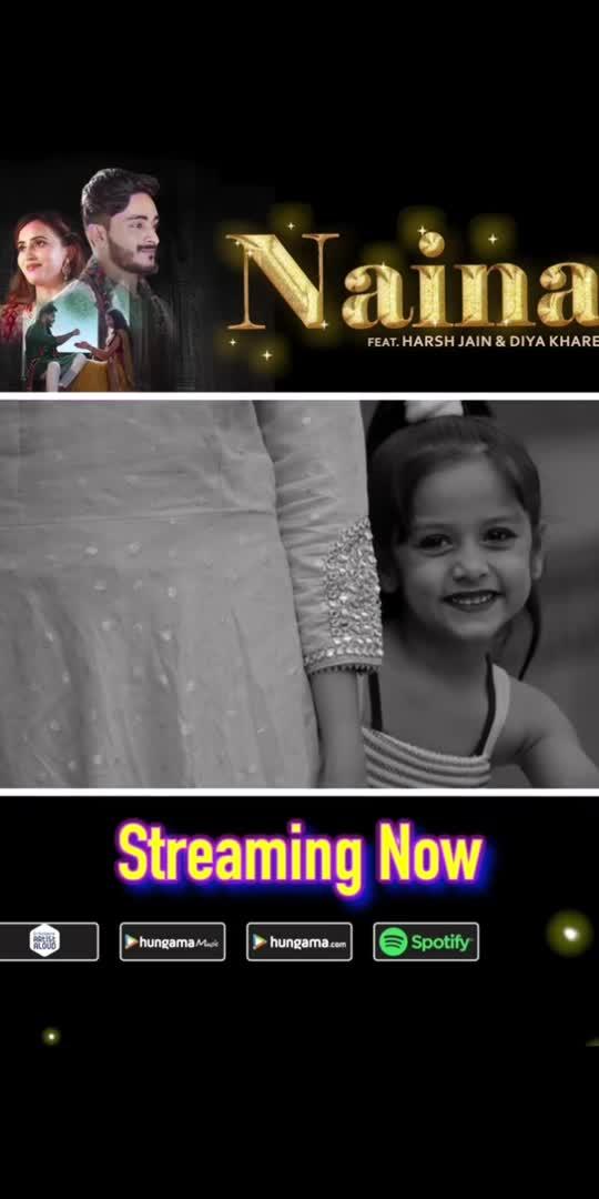 """Naina"" a love song by #ReenaMehta #ArtistAloud #HungamaMusic #Music #newmusic #newrelease #musically #instagrammusic #indiemusic #poprock #HindiSongs #newsingle #beats #musician #Roposo"