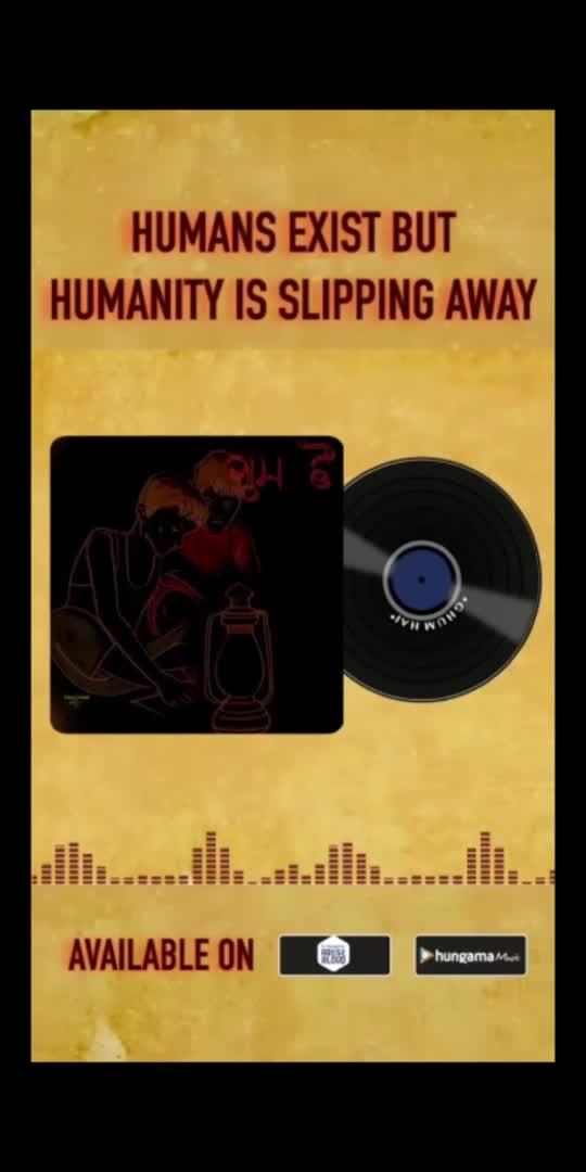 #GhumHai streaming now #ArtistAloud #HungamaMusic #Music #newmusic #newrelease #musically #instagrammusic #indiemusic #poprock #HindiSongs #newsingle #beats #musician
